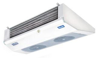 Наклонные воздухоохладители LUVE FHA / SHA / SMA