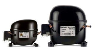 Компрессоры торгового холодильного оборудования Danfoss