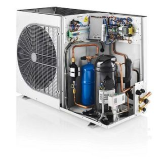 Компрессорно-конденсаторные агрегаты Danfoss Optyma Slim Pack и Plus INVERTER