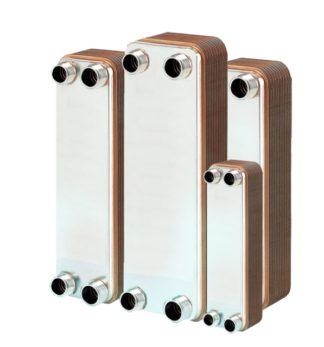Пластинчатые теплообменники Danfoss MPHE