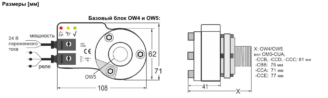 Alco controls OW4 - 6