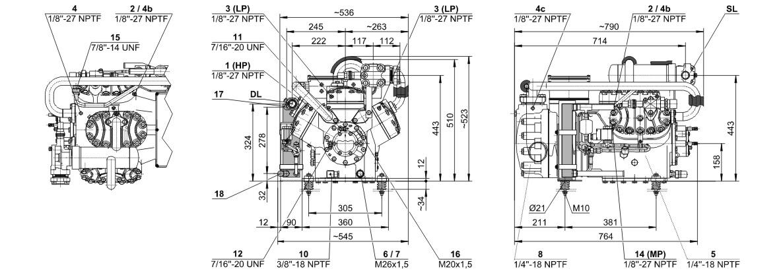 bitzer S6J-16.2Y