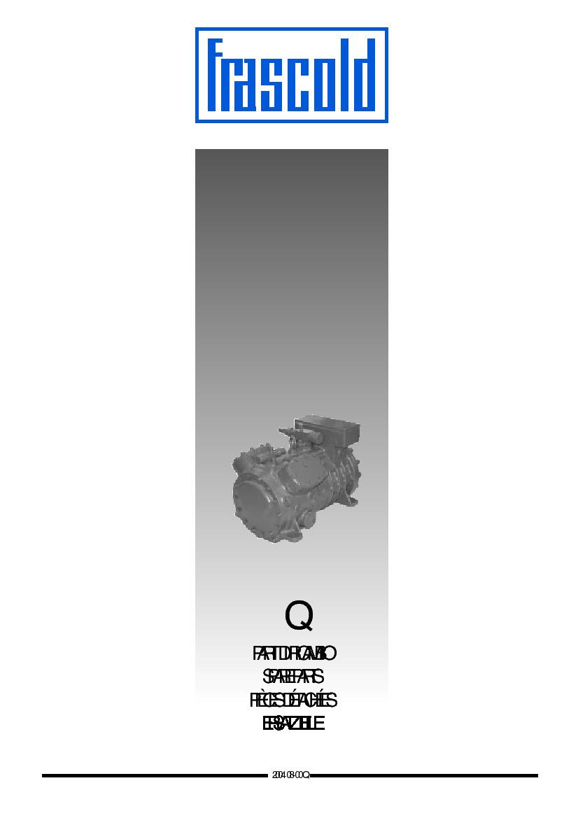 Q - series (Spare parts)
