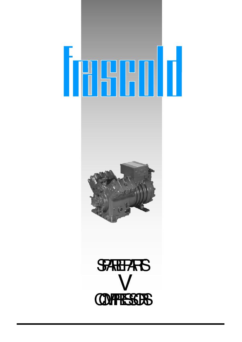 V - series (Spare parts)