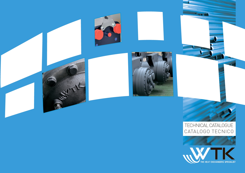 Общий технический каталог WTK 2018