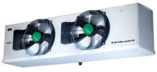 Кубические воздухоохладители GEA Kuba market SP