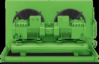Компрессорно-конденсаторные агрегаты с ECOLINE тандем-компрессорами Bitzer