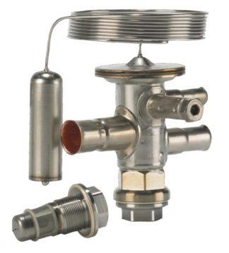 Терморегулирующие клапаны Danfoss TUA/TUAE/TCAE