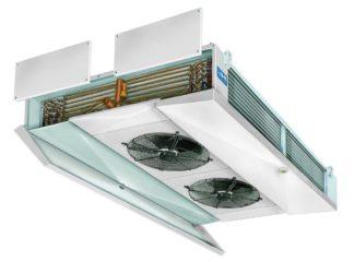 Двухпоточные воздухоохладители LUVE CDH