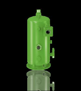 Маслоотделители и маслоохладители для винтовых компрессоров Bitzer