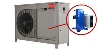 Danfoss Optyma Plus INVERTER