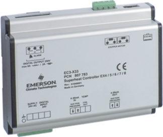 Контроллеры управления перегревом Alco controls серия EC2-352/EC3-X33 и комплектующие