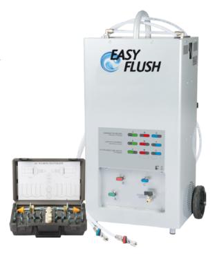 Оборудование и жидкости для промывки системы Errecom