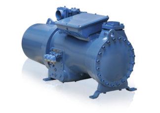 CXW (для низких степеней сжатия - обычно с водяным охлаждением)