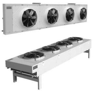 Конденсаторы воздушного охлаждения ECO KCE