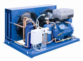 Компрессорно-конденсаторные агрегаты Frascold LaBlu