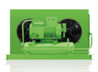 Компрессорно-конденсаторные агрегаты Bitzer