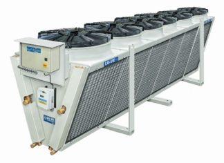 Конденсаторы воздушного охлаждения LU-VE