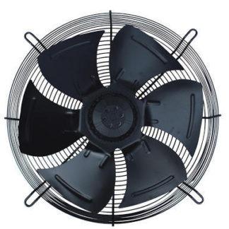 Осевые вентиляторы MaEr