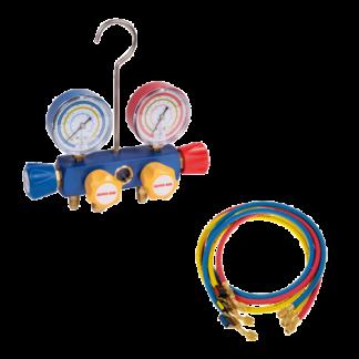 Манометрические коллекторы SUPER-EGO