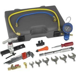 Инструменты и приборы для обслуживания холодильных установок и систем кондиционирования воздуха Robinair