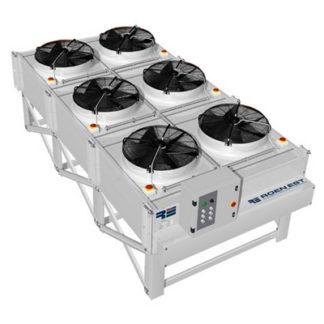 Конденсаторы воздушного охлаждения Roen Est