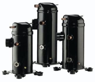 Герметичные спиральные компрессоры Danfoss