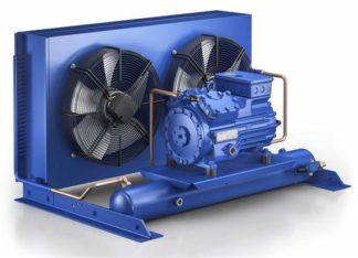 Компрессорно-конденсаторные агрегаты GEA Bock с компрессорами серии HGX