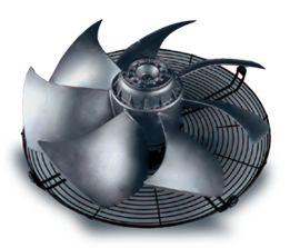 Осевые вентиляторы Ziehl-Abegg FB/FC
